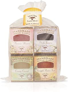 product image for Island Soap & Candle Works Votive Gift Set 4 Scents