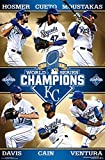 2015 World Series Champions- Kansas City Royals Poster 22 x 34in