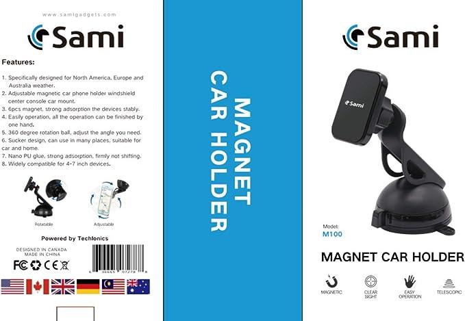 Magnet Car Holder Sami M100