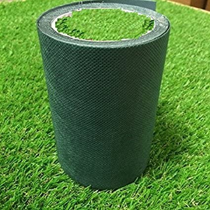 Artificial Grass Turf Tape Self Adhesive Joining Tape Lawn 15cm Wide 5m Length