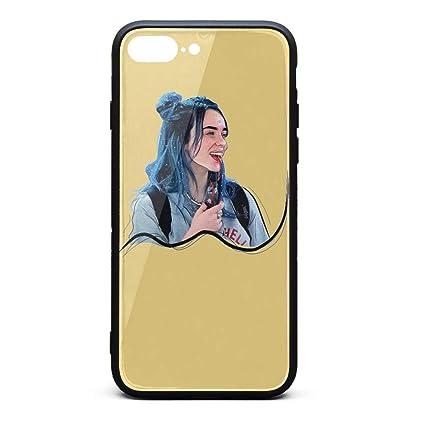 amazon com fashion phone case for iphone 7 plus 8 plus billie