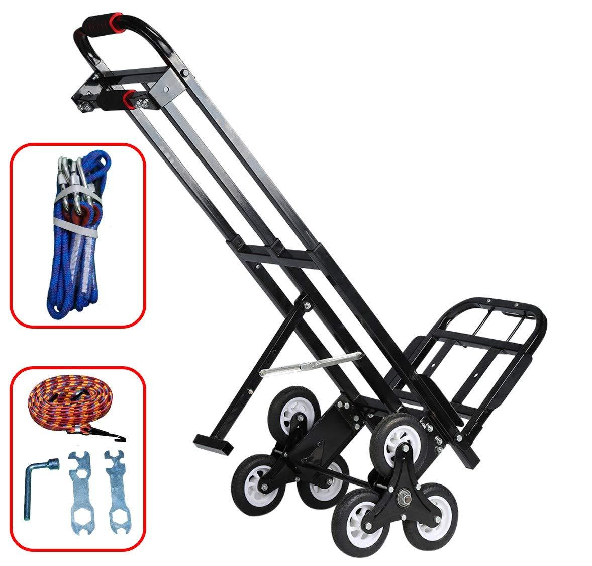 Mecete Enhanced Stair Climbing Cart