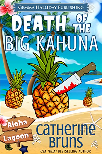 Death of the Big Kahuna (Aloha Lagoon Mysteries Book 6)