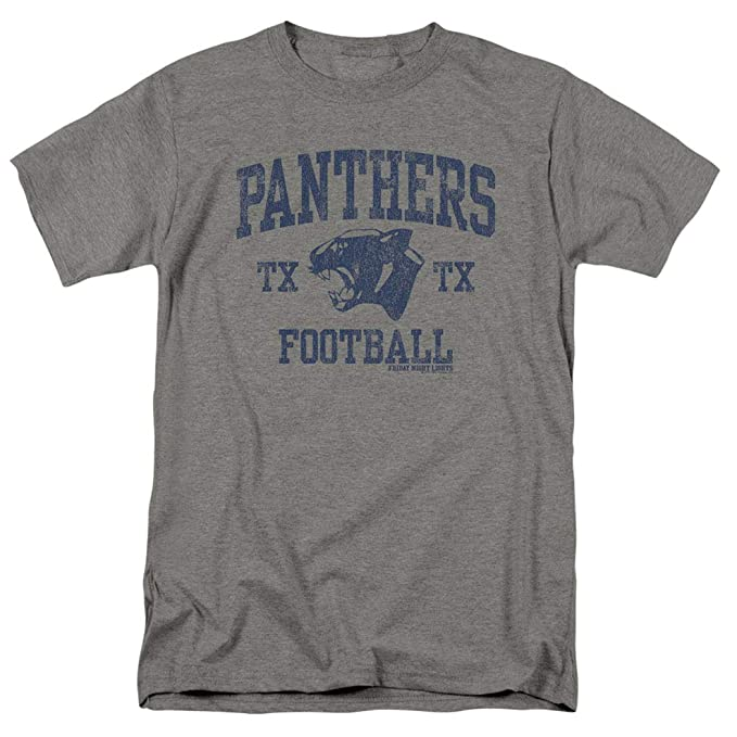 37ebcef6 Friday Night Lights Panthers Football T Shirt & Stickers