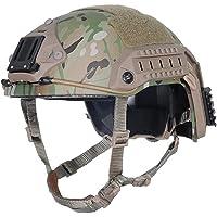 Huaruoshui Casque tactique de batterie de contrepoids poche Airsoft casque /équilibrage sac de poids universel casque NVG batterie accessoire sac