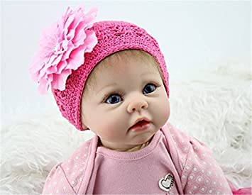 Amazon.es: Fachel Reborn doll muñeca realista de silicona muñeca ...