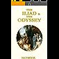 The Iliad / The Odyssey (English Edition)