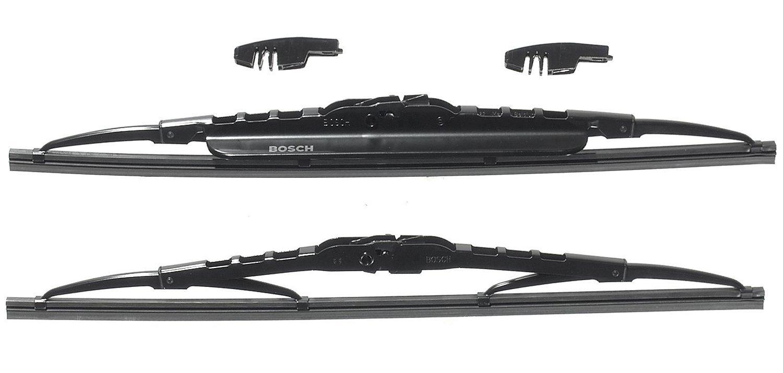 Bosch 3397118611 Twin Spoiler 400S - Limpiaparabrisas (2 unidades, 400 mm)