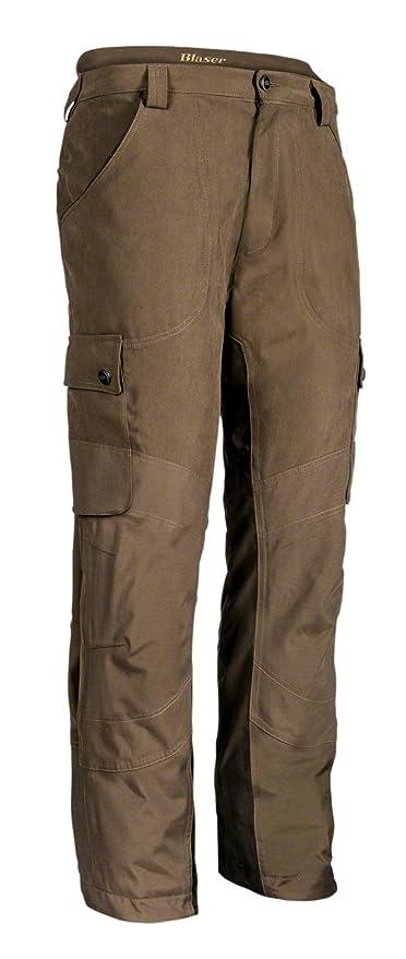 Blaser Memoria 3 Sportive Caza Pantalones marrón, talla 52