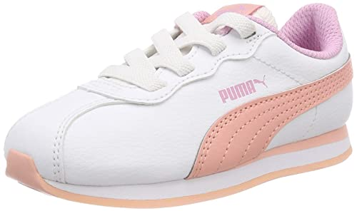 Puma Unisex Kids Turin Ii Ac Inf Low-Top Sneakers  Amazon.co.uk ... d68854fd3