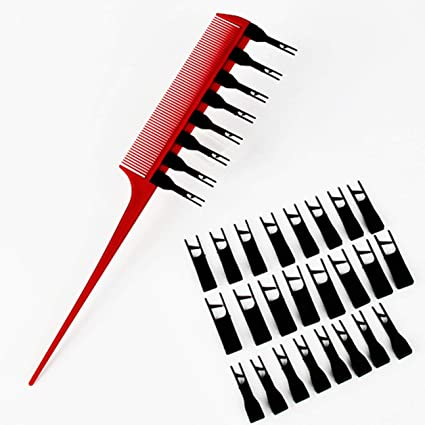 Y10-205 Dientes multiusos Peinado Tinte Peinado Peinado del ...