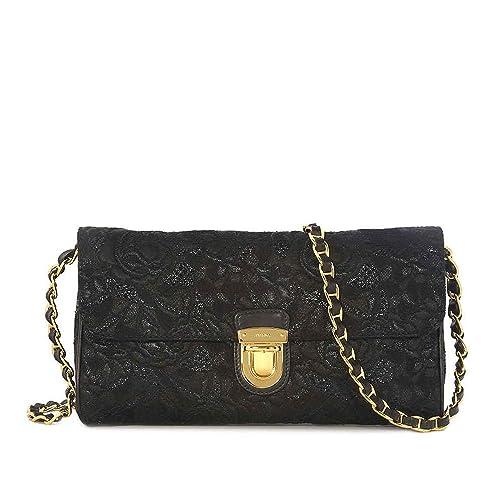 6459438c7d83 Image Unavailable. Image not available for. Color: Prada Black Shoulder Bag