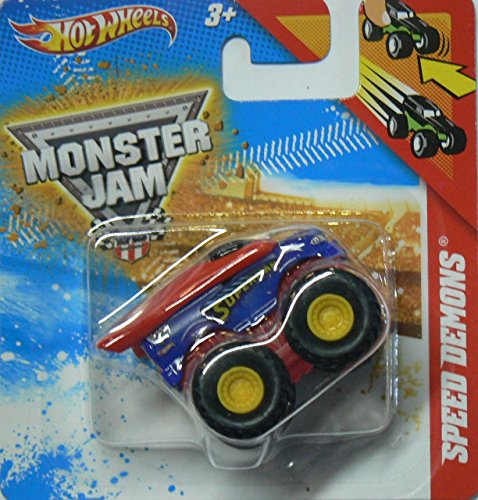 Prowler Monster Jam Mini Monster Truck Speed Demon Off-Road