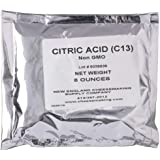 Citric Acid 8 oz - For Cheese
