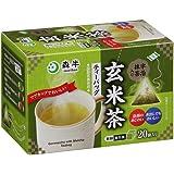 森半 宇治抹茶入り玄米茶 46g(2.3g×20袋)×4箱