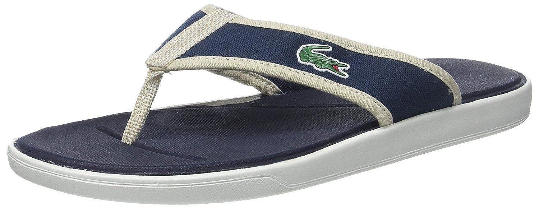 #Lacoste L.30 Sandal Navy Mens Beach Summer Flip Flops