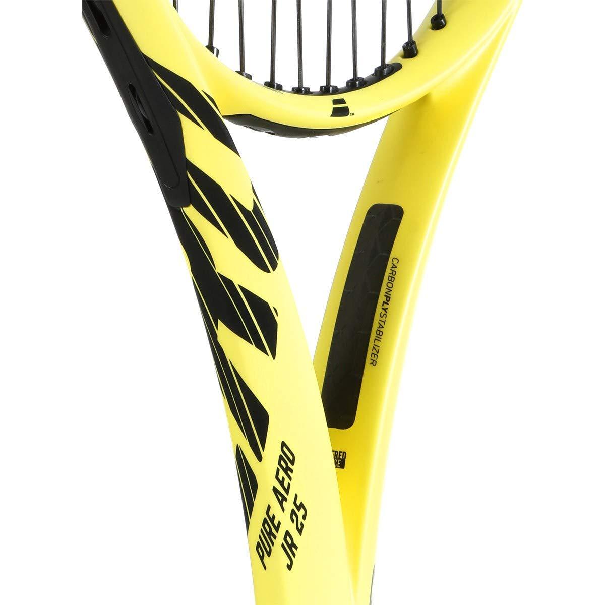 Amazon.com: Babolat Pure Aero Junior - Pala de tenis de 25 ...