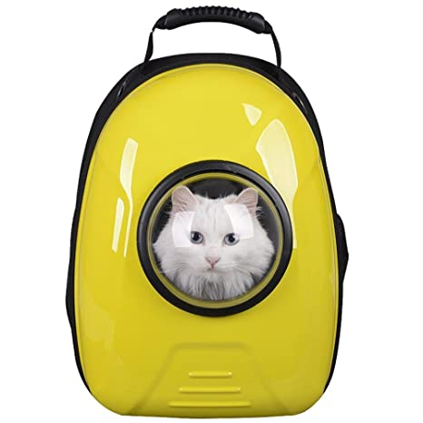 Kaxima Mochila para Mascotas Espacio Cabina Transpirable ...