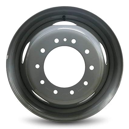 2017 dodge 5500 tire size
