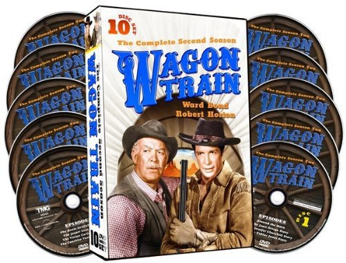 Used, Wagon Train: Season 2 for sale  Delivered anywhere in USA