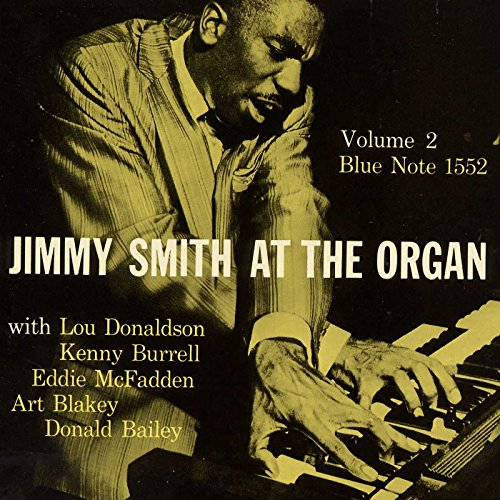 Jimmy Smith At The Organ (Vol. 2)