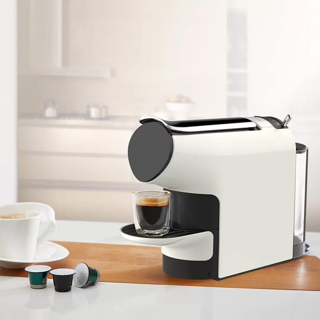 BuyYourWish XiaoMi Home SCISHARE - Cafetera eléctrica de extracción automática (1 pieza): Amazon.es: Hogar