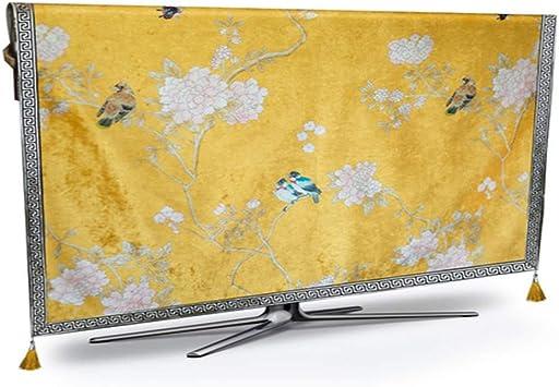 WJYX Cubierta de TV Cubierta de Polvo de TV Cubierta Resistente ...