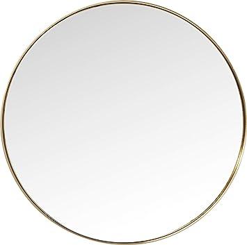 Kare Design Spiegel Curve Round Runder Wandspiegel Bad Spiegel