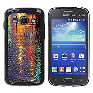 Paccase / SLIM PC / Aliminium Casa Carcasa Funda Case Cover para - Forest Painting Abstract Birch - Samsung Galaxy Ace 3 GT-S7270 GT-S7275 GT-S7272
