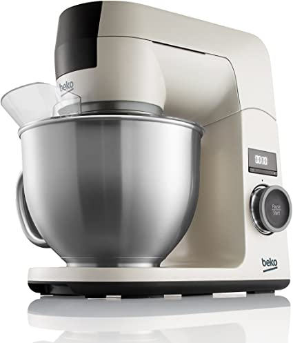Beko KMD3102W BekoChef® - Robot de Cocina, Bol 4.6 Lt en Acero ...