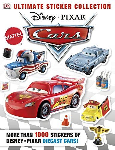 Ultimate Sticker Collection: Disney Pixar Cars (Ultimate Sticker Collections) by DK Publishing Dorling Kindersley (Image #1)