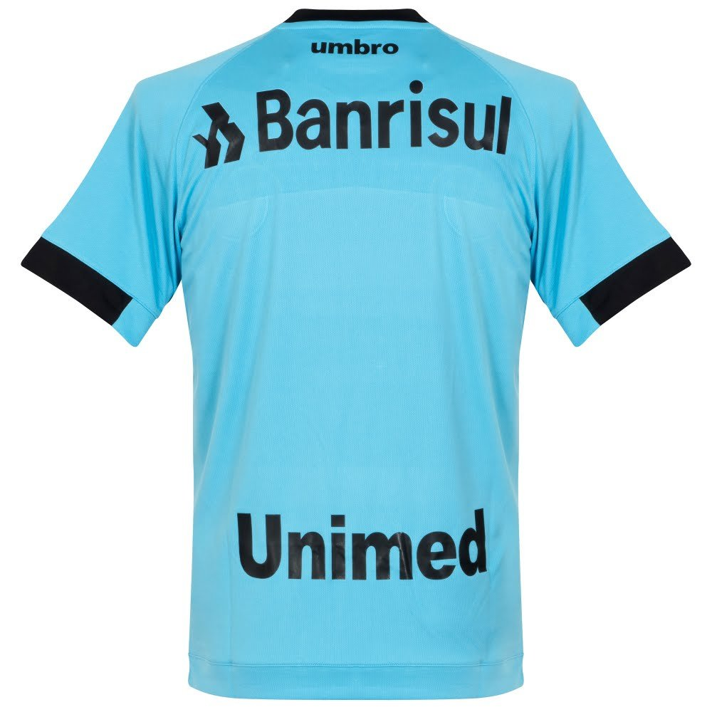 Umbro Gremio Away 2017/2018 - Camiseta de Manga Corta, Medium, Azul (Sky Blue): Amazon.es: Deportes y aire libre