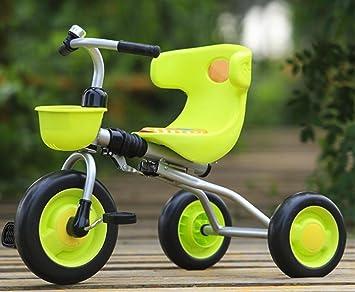 Nueva bicicleta plegable plegable del bebé de la bici del triciclo de los niños , 3