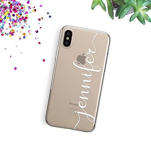 Custom Iphone Xr Case Name Iphone 8 Plus Case Personalized Iphone X Case Iphone 8 Case Iphone 7 Case Iphone Xs Max Case Clear Iphone 10 Case Iphone 6