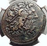 222 GR PTOLEMY IV Philopater 222BC Ancie