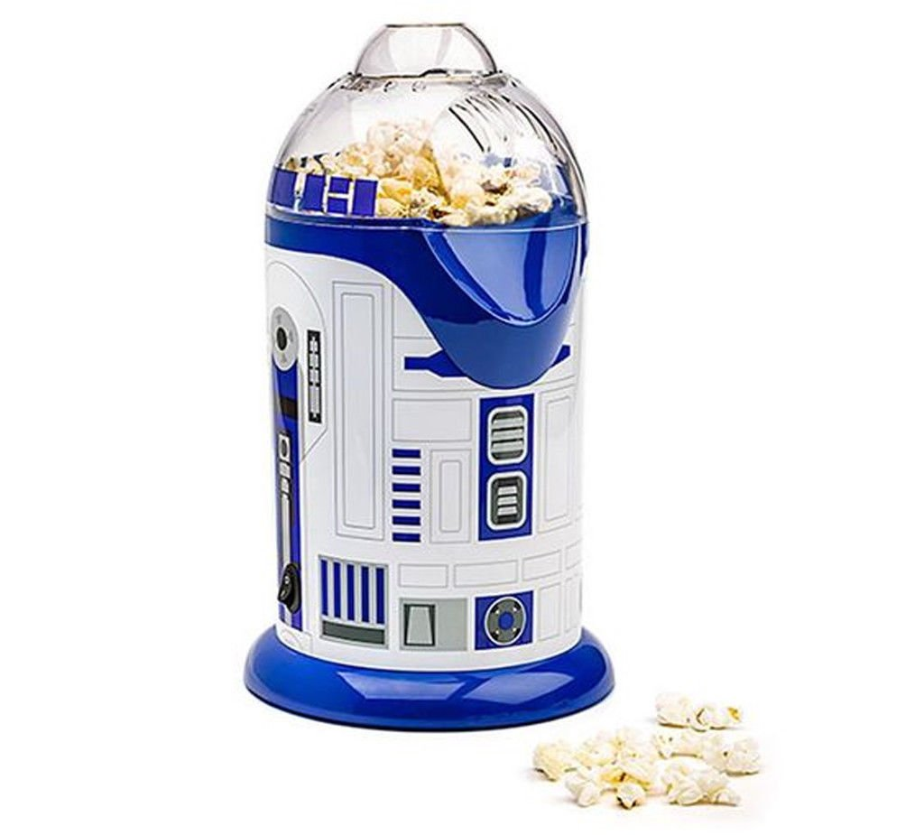 Star Wars R2D2 Palomitero, Color Blanco: Amazon.es