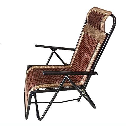 Mecedoras WSSF- Plegable Relax Tumbona Sillones reclinables ...