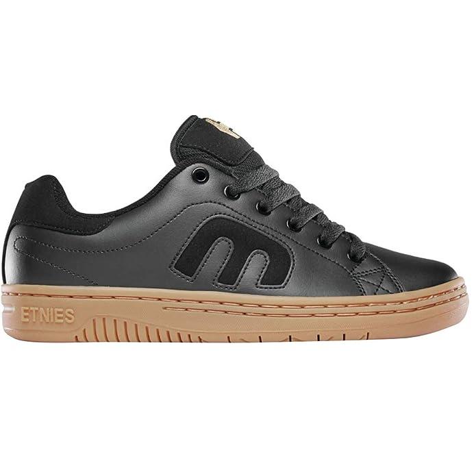 Etnies Calli-Cut Sneakers Damen Herren Unisex Schwarz/Gum