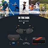 COMAXSUN Polarized Sports Sunglasses Driving
