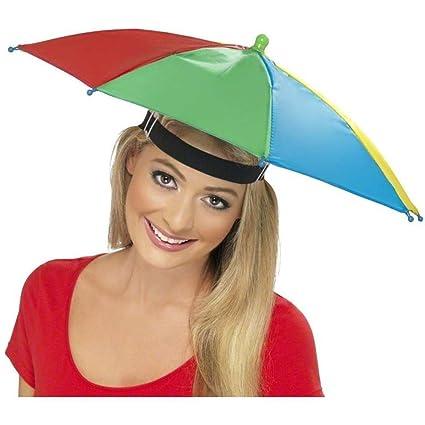 tmodd paraguas sombrero – Multicolor