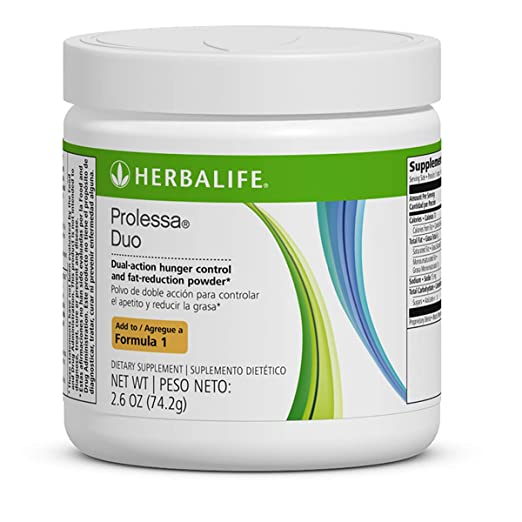 Amazon.com : Weight-Loss Prolessa Duo 7-Day Program 74.2gr Control Hunger Snack : Grocery & Gourmet Food