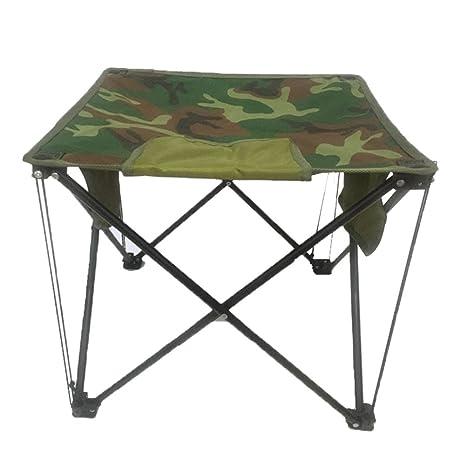 806bcedc0ff1 Amazon.com : Aobeau Outdoor Folding Table Ultra Light Aluminum Alloy ...