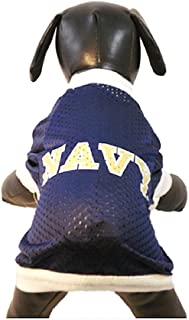 product image for NCAA Navy Midshipmen Athletic Mesh Dog Jersey