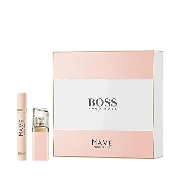 Hugo Boss Ma Vie Eau De Parfum And Purse Spray Gift Set For Her