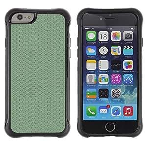 Suave TPU GEL Carcasa Funda Silicona Blando Estuche Caso de protección (para) Apple Iphone 6 / CECELL Phone case / / Simple Pattern 23 /