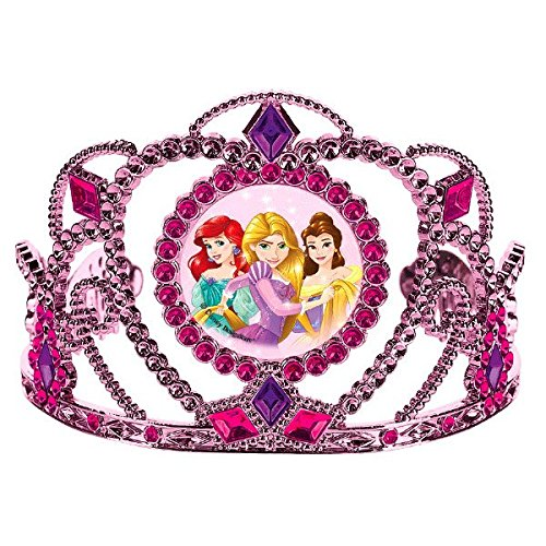 (Electroplated Tiara | Disney Princess Dream Big Collection | Party Accessory)