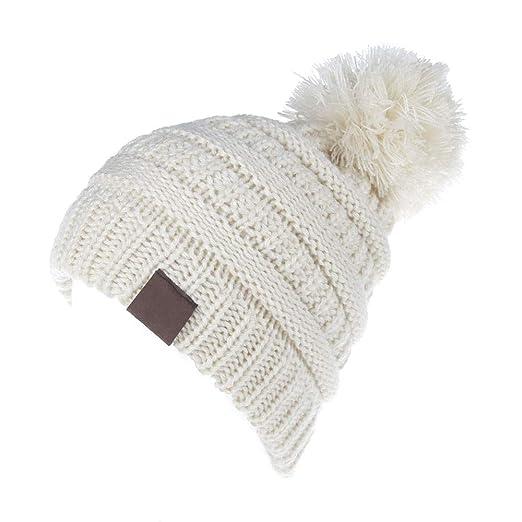 e34b8f269c2 Amazon.com  KPWIN Toddler Winter Hats