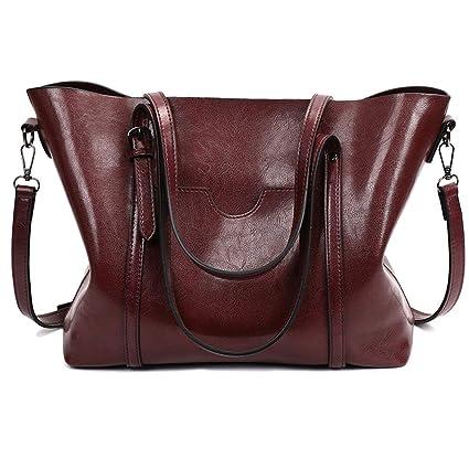 0138eb751fc Fall Purse Fashion Top-Handle Bags Satchel Handbags for Women Fall Purses  Shoulder Bag Tote