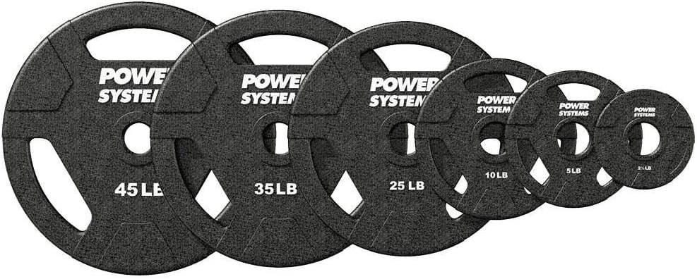 Power Systems Olympic Grip Plates
