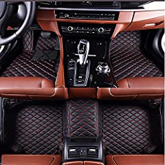 VEMAT specialized in designing and manufacturing high quality car floor mats custom fit for each different car models.These car mats can be easily removed for cleaning to keep your car interior looking at its best whilst the anti-slip backing...